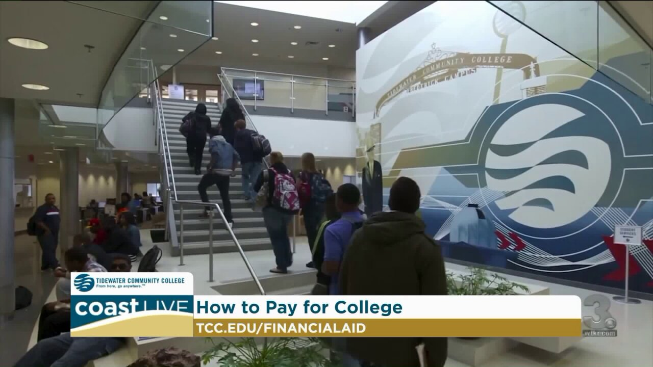 A blueprint for how to pay for college on CoastLive