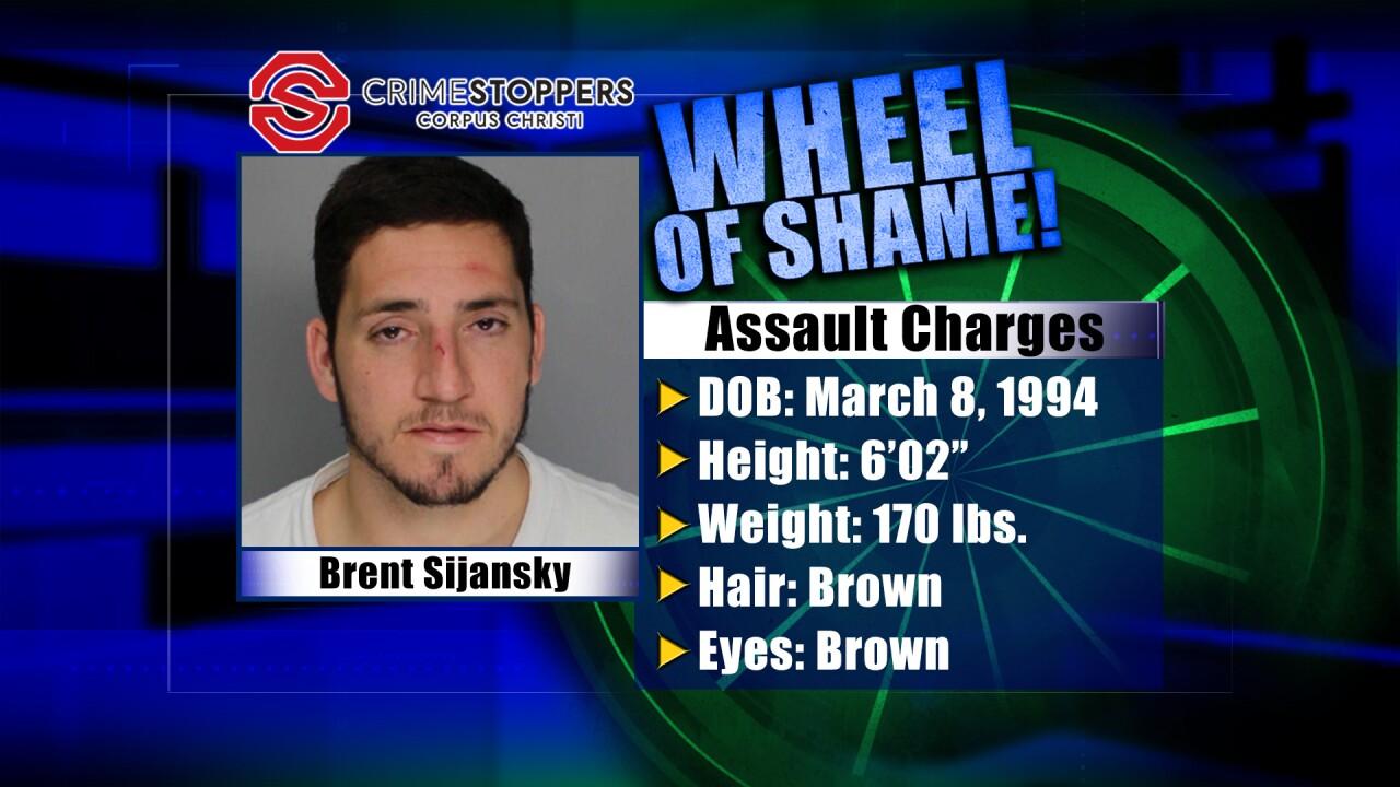 Wheel Of Shame Fugitive: Brent Sijansky