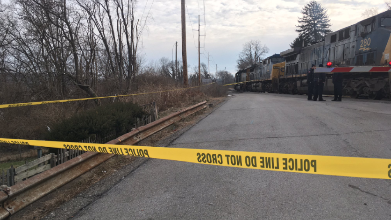 Dayton Kentucky train crash