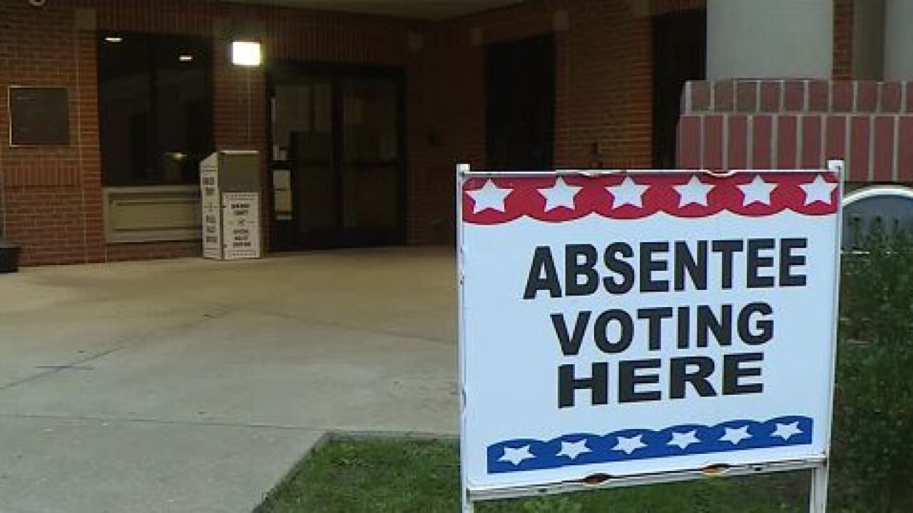 New Kent absentee votes