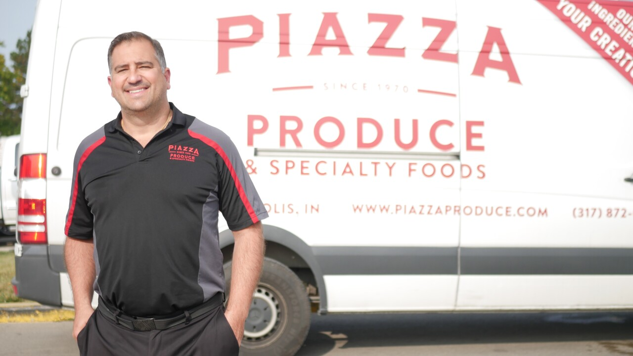 Piazza Produce adapts to supply chain changes in coronavirus pandemic