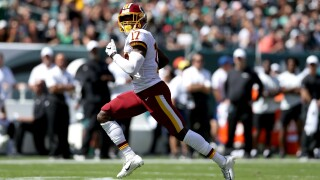 Terry McLaurin ruled out for Sunday's game, just 8 yards away from Redskins rookie receiving yardsrecord