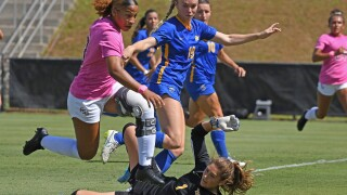 Soccer Downs No. 20 Virginia Tech in Overtime