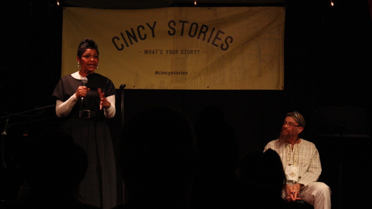 LISTEN: Storytellers depict life in Walnut Hills