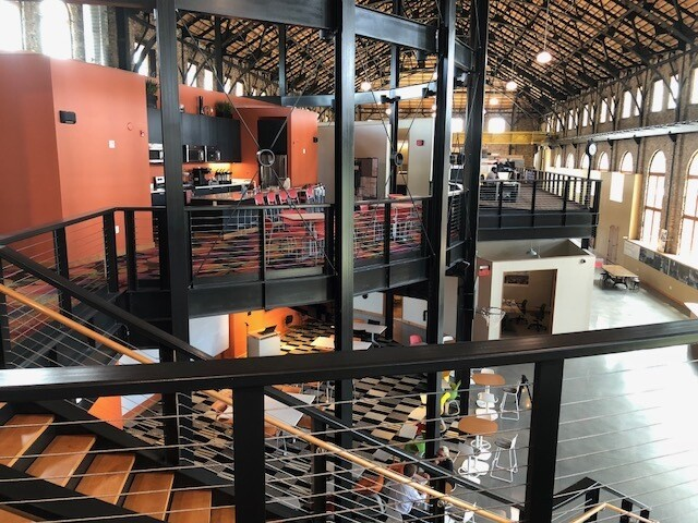 Milwaukee's coolest offices [GALLERY]
