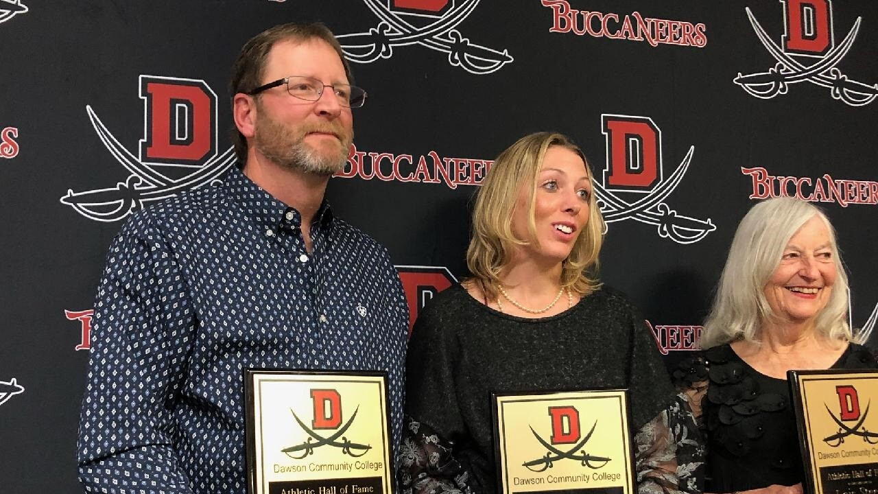 Dawson CC Hall of Fame class
