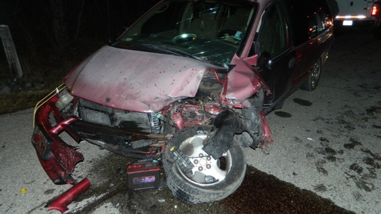 Man gets 20 years for fatal, drunk driving crash
