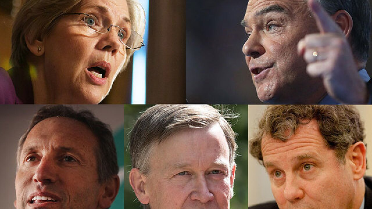 2020 vision: Who are the Dems eyeing for next time?