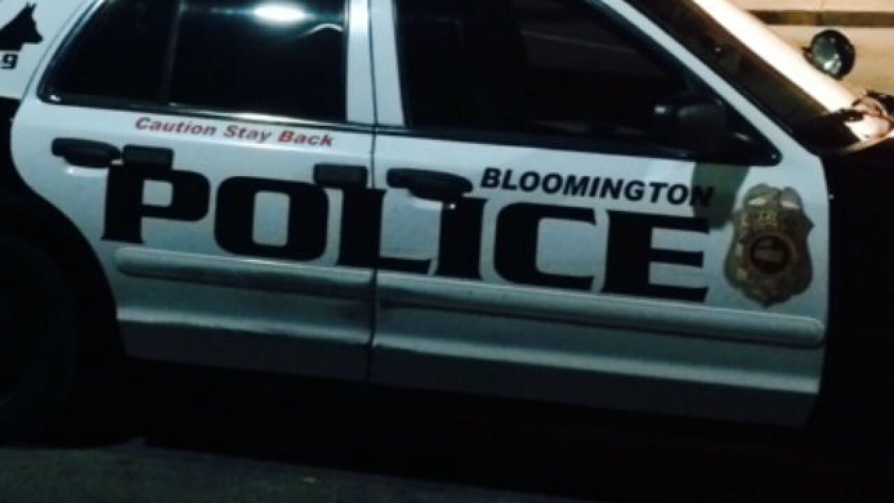 Bloomington Police investigating murder-suicide