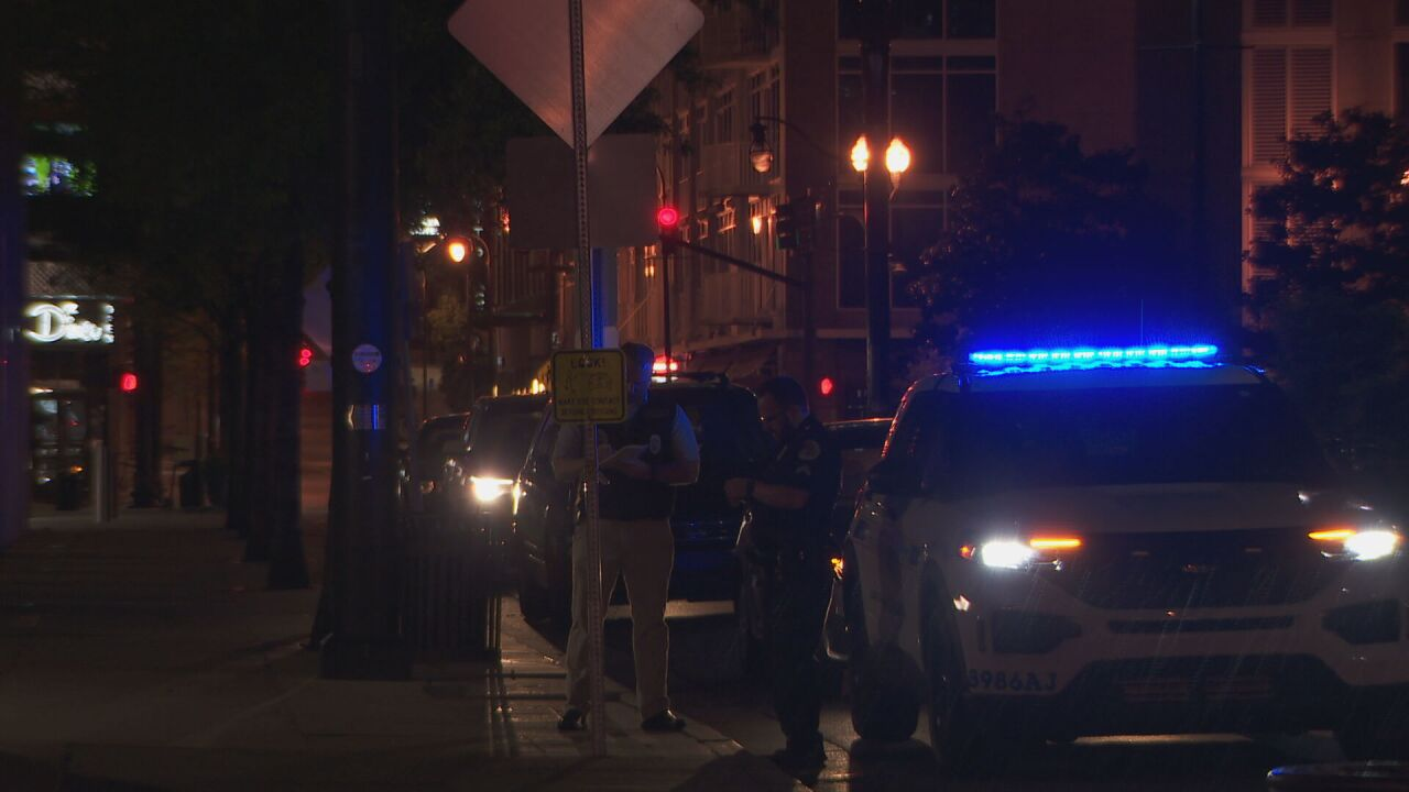 Man shot multiple times near downtown pedestrian bridge