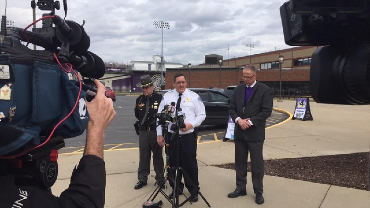 Jackson Local Schools on lockdown
