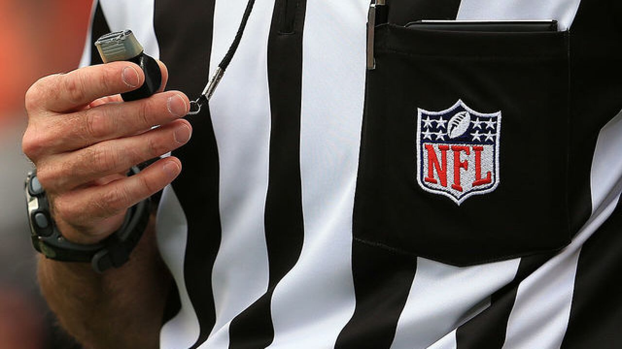 Want to be an NFL ref? The league is hiring