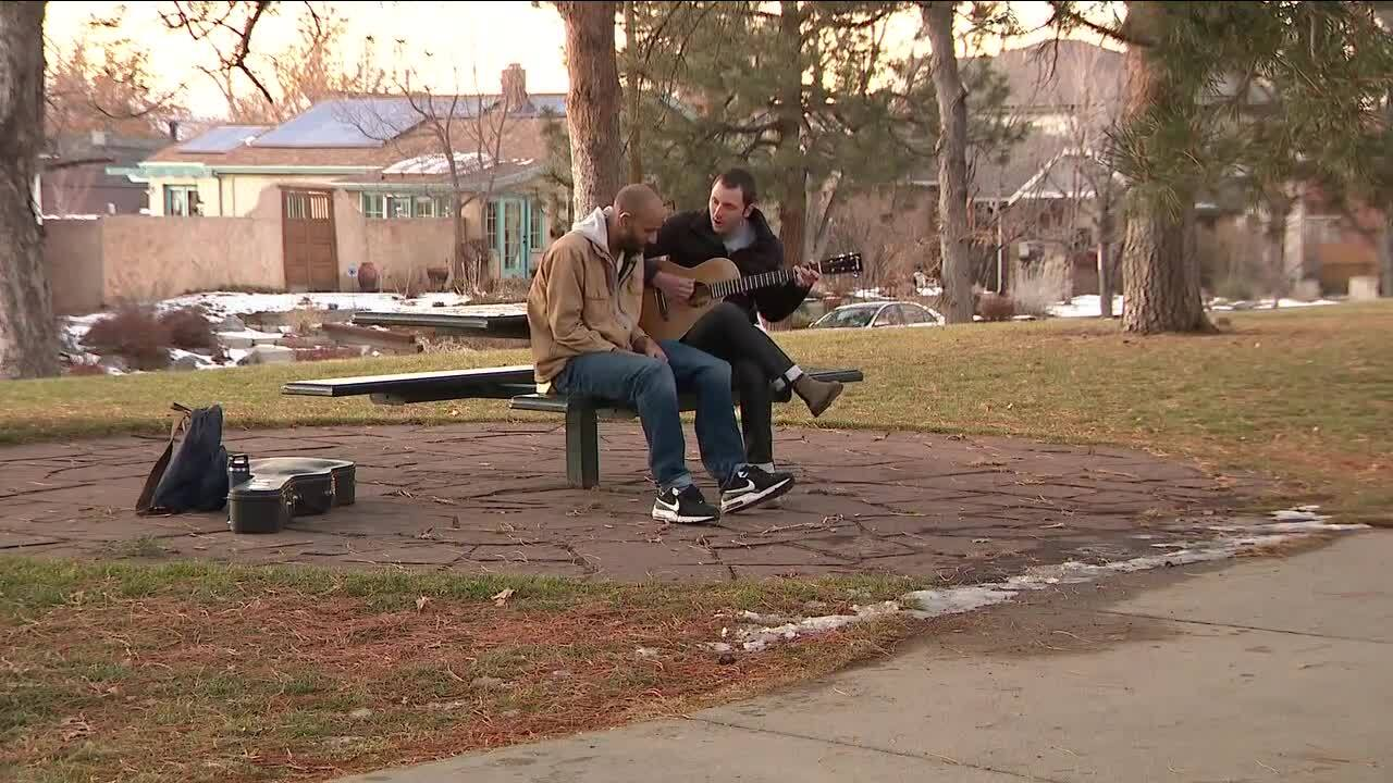 Special Olympian uses music to find light through leukemia, loss