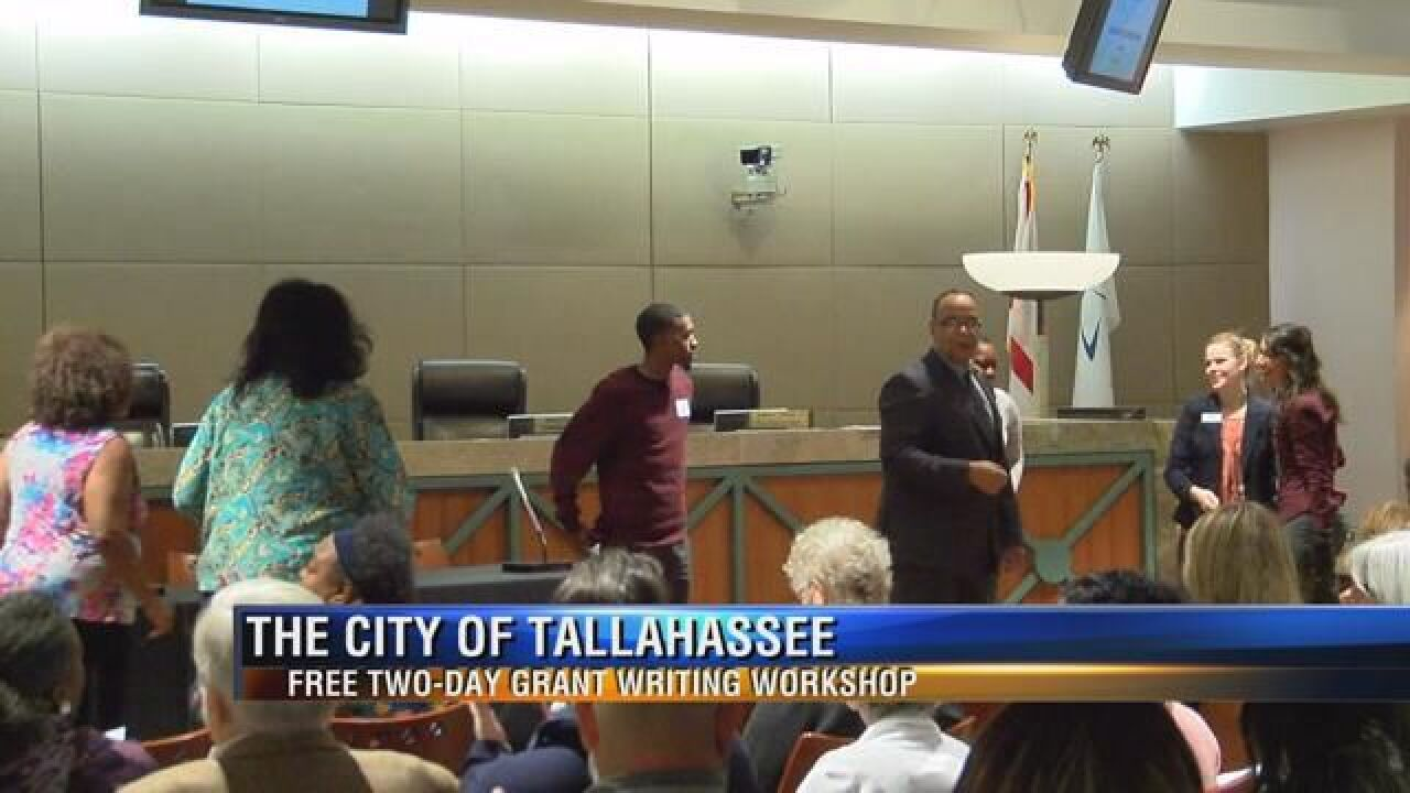 Workshop Aims at Connecting Tallahassee Community with Federal Resources