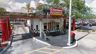 Checkers shut down by inspectors for the second time in 2019, roaches found in kitchen