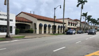 PNC Bank robbery in Palm Beach