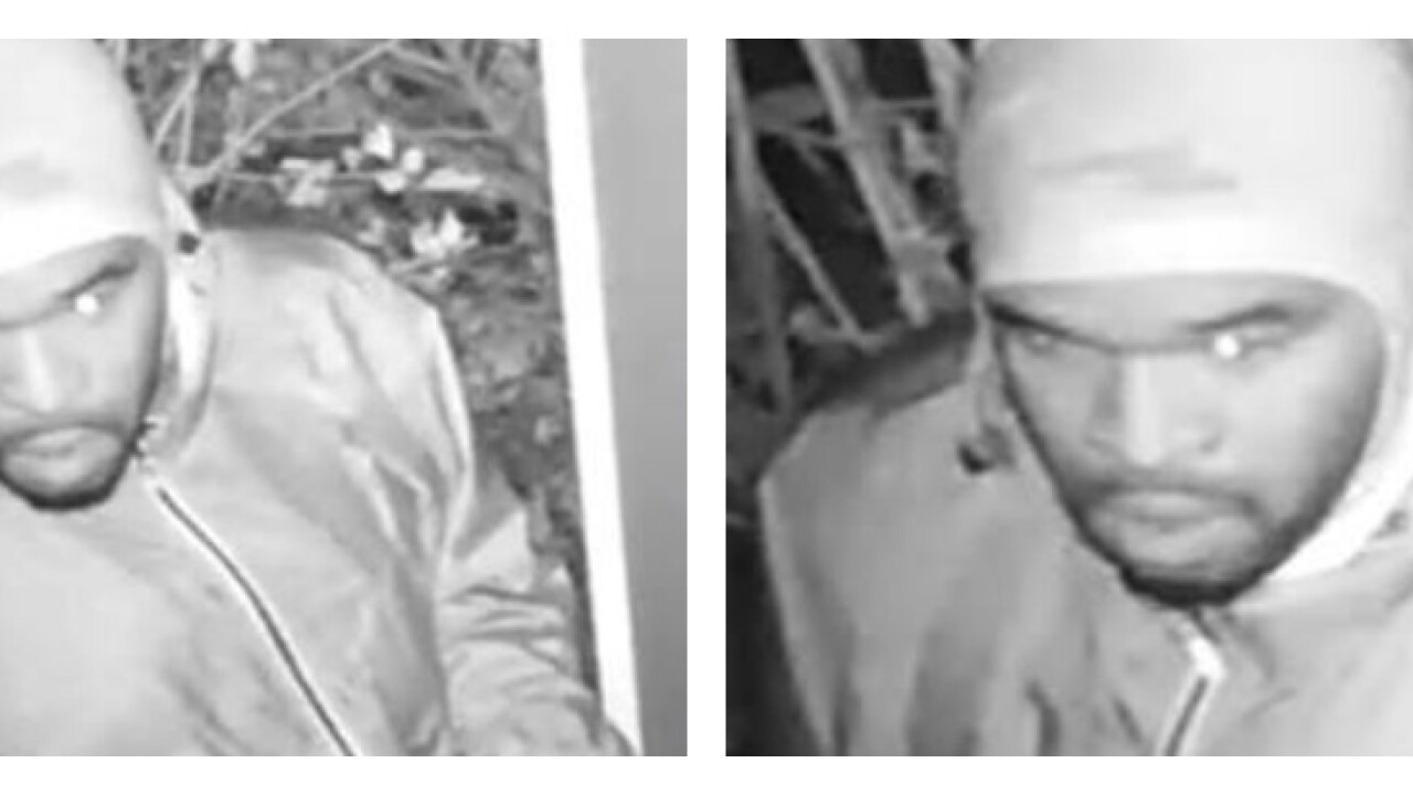 Police search for men who assaulted and robbed elderly male