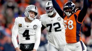 Oakland Raiders vDenver Broncos