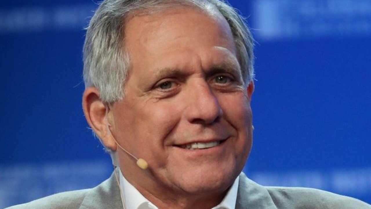 CBS subpoenaed by Manhattan district attorney on Moonves