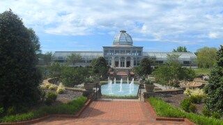 Vote daily for Lewis Ginter as best national public garden