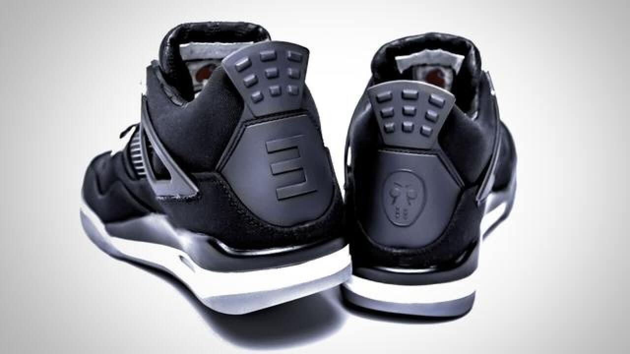 Limited-release Carhartt x Eminem x Jordan shoes up for auction for kids in underserved areas