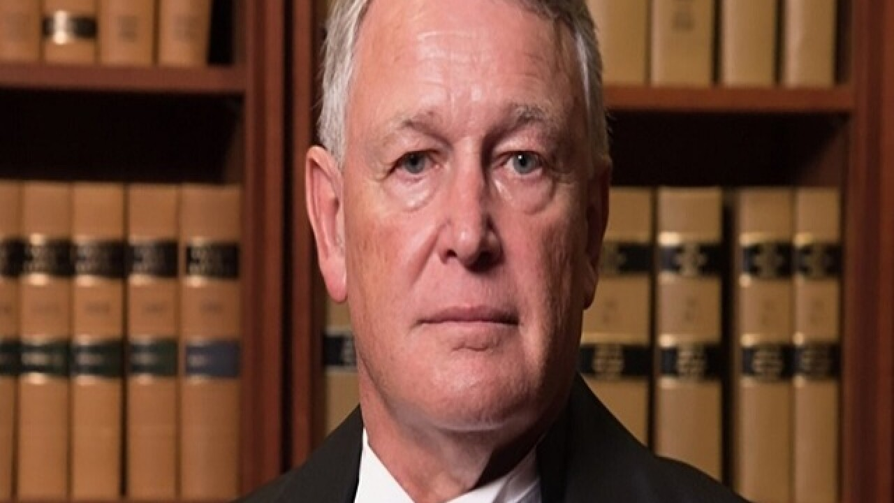 Judge who asked woman why she couldn't keep knees together resigns