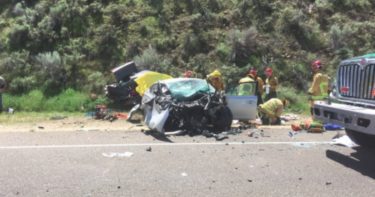 CHP: Driver killed in head-on Hwy 166 crash was under