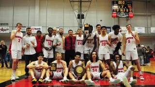 Dawson CC men's basketball