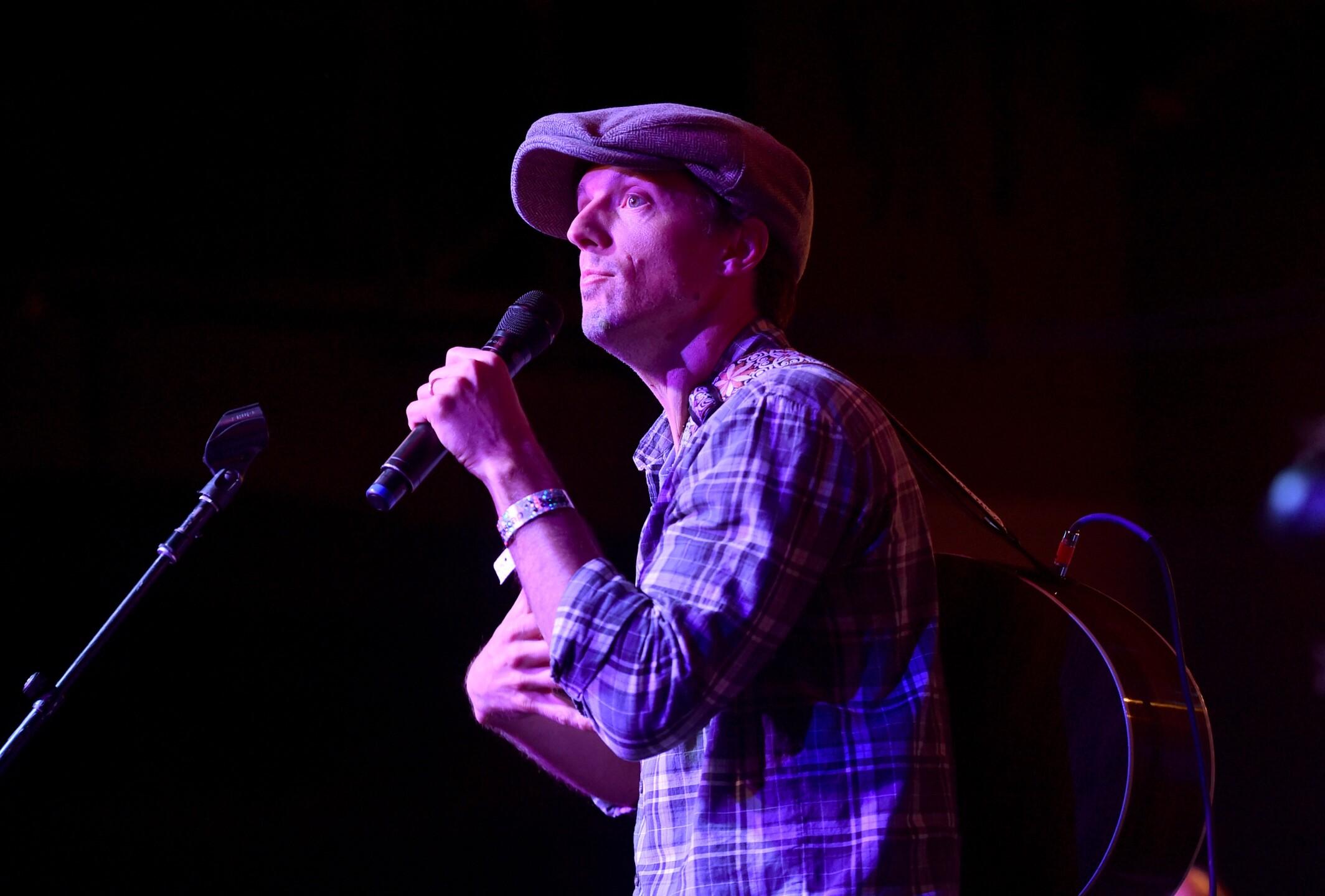 Jason Mraz will perform July 7 at Summerfest