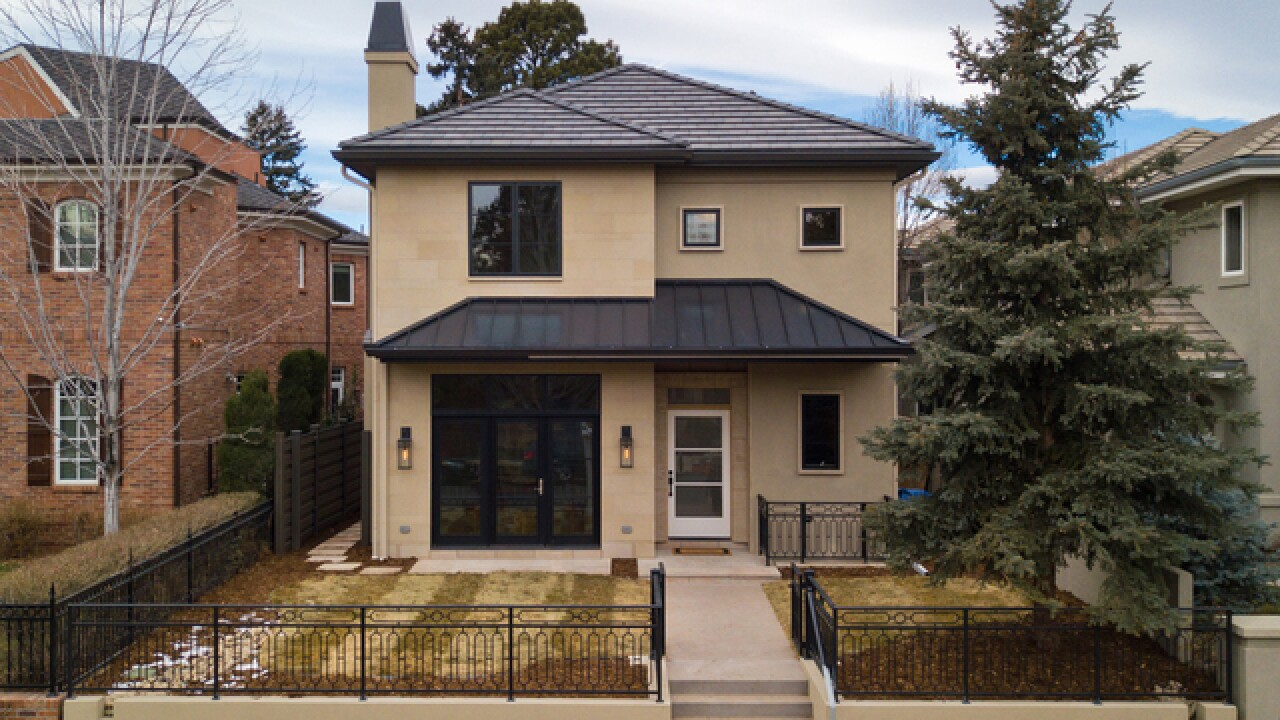 Colorado Dream Homes: Brand new Cherry Creek North home listed for $2.7M