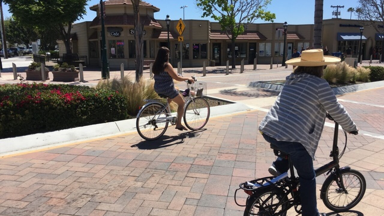 Chula Vista celebrates open streets Sunday
