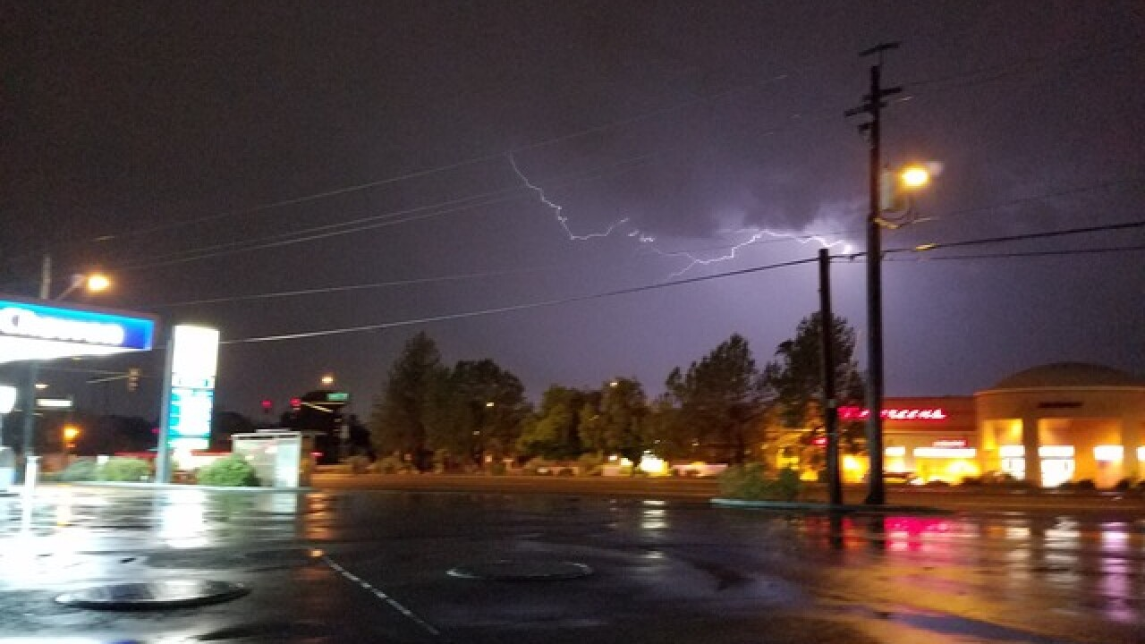 IMAGES: Best photos from Monsoon 2017