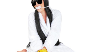 Does this Kim Kardashian robbery costume cross the line?