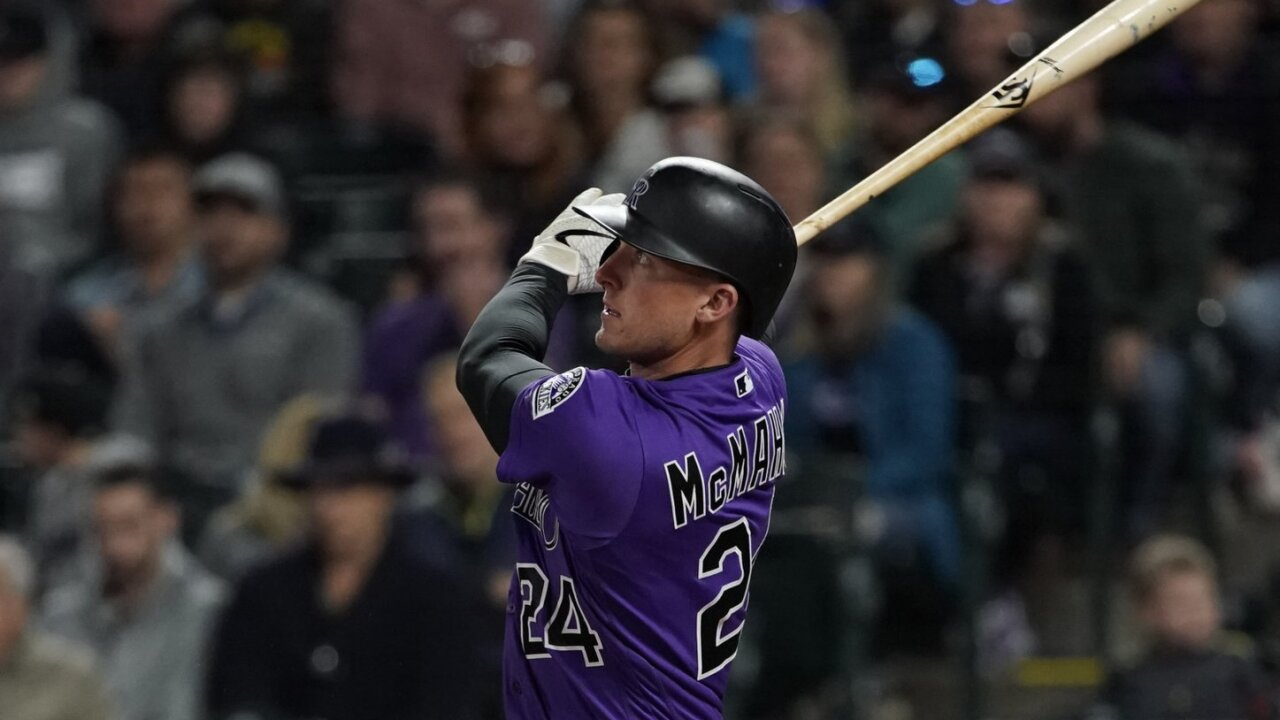 Ryan McMahon homered twice, and Kyle Freeland pitched 6