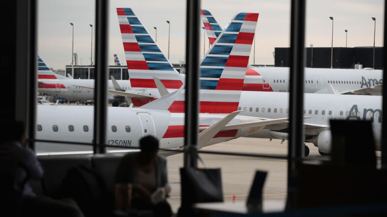 Woman sues American Airlines, claims employee stalked her
