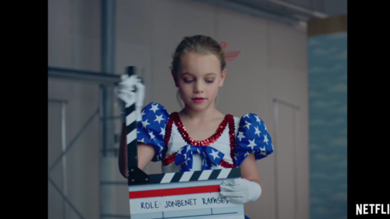 Young girls audition to play JonBenet Ramsey in new Netflix documentary