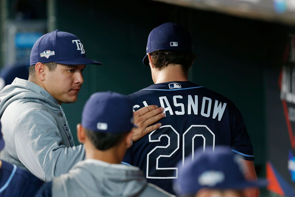 Divisional Series - Tampa Bay Rays v Houston Astros - Game One