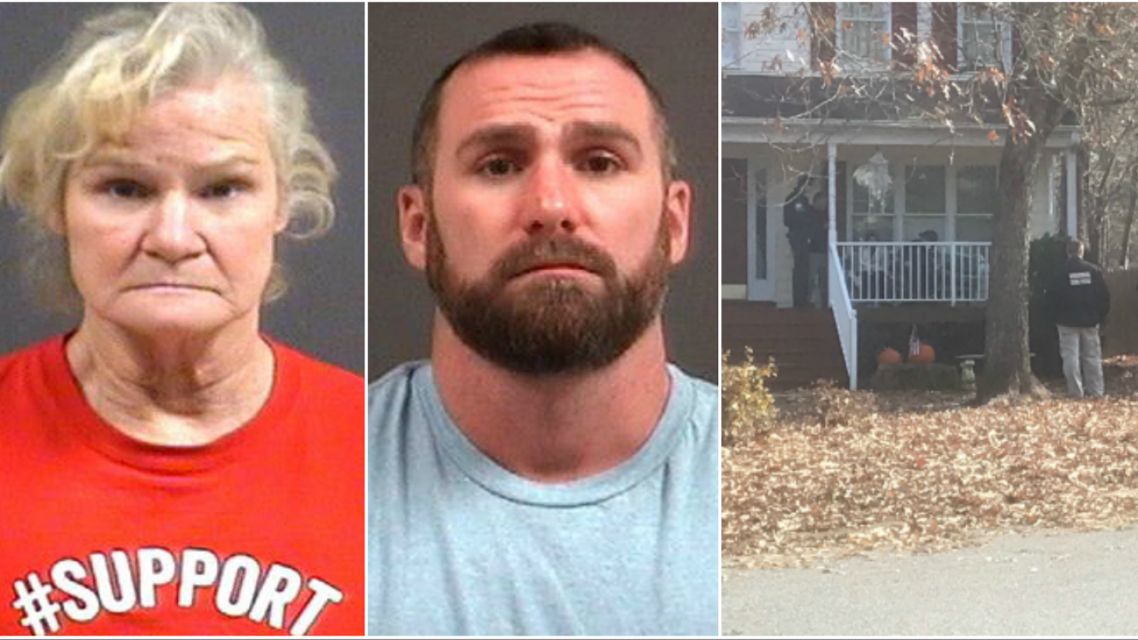 Mother, brother of Chesterfield murder suspect arrested in murder-for-hireplot