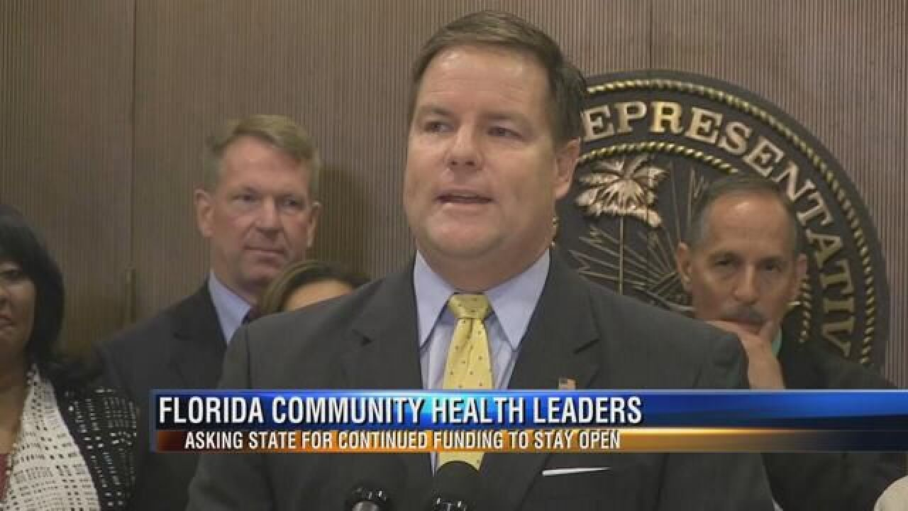 Florida Healthcare Leaders Ask State for Continued Funding