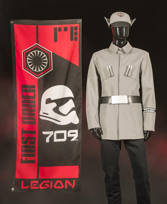 Star Wars: Galaxy's Edge Merchandise - First Order Gear