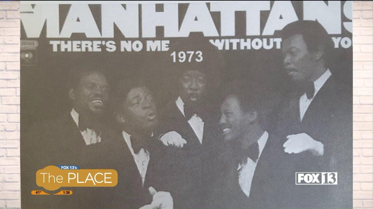 The Manhattans visitUtah