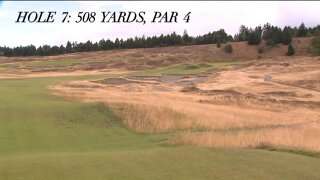U.S. Open hole-by-hole preview: Hole #7, Chambers Bay Golf Links