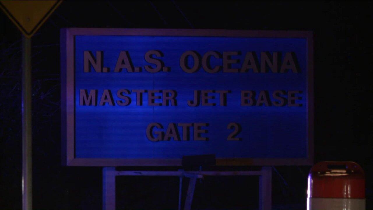 Navy identifies Sailor shot and killed on Naval Air StationOceana