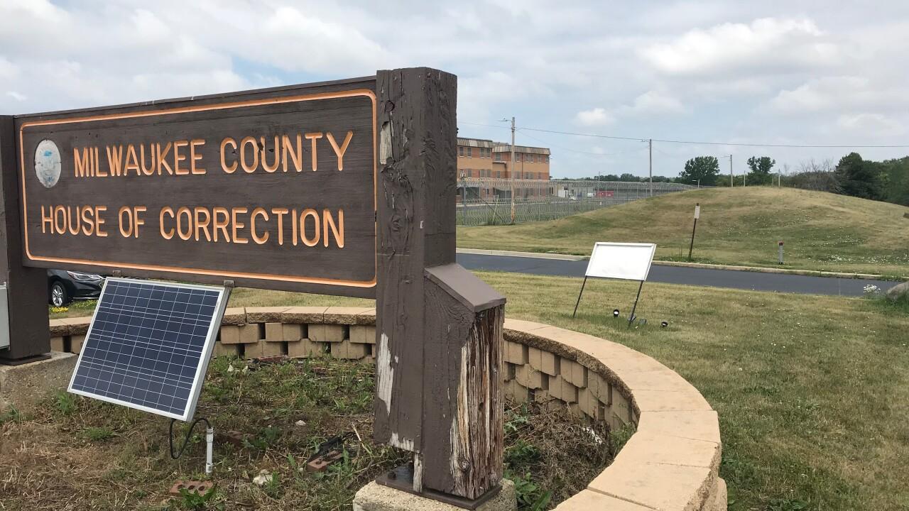 Milwaukee House of Corrections