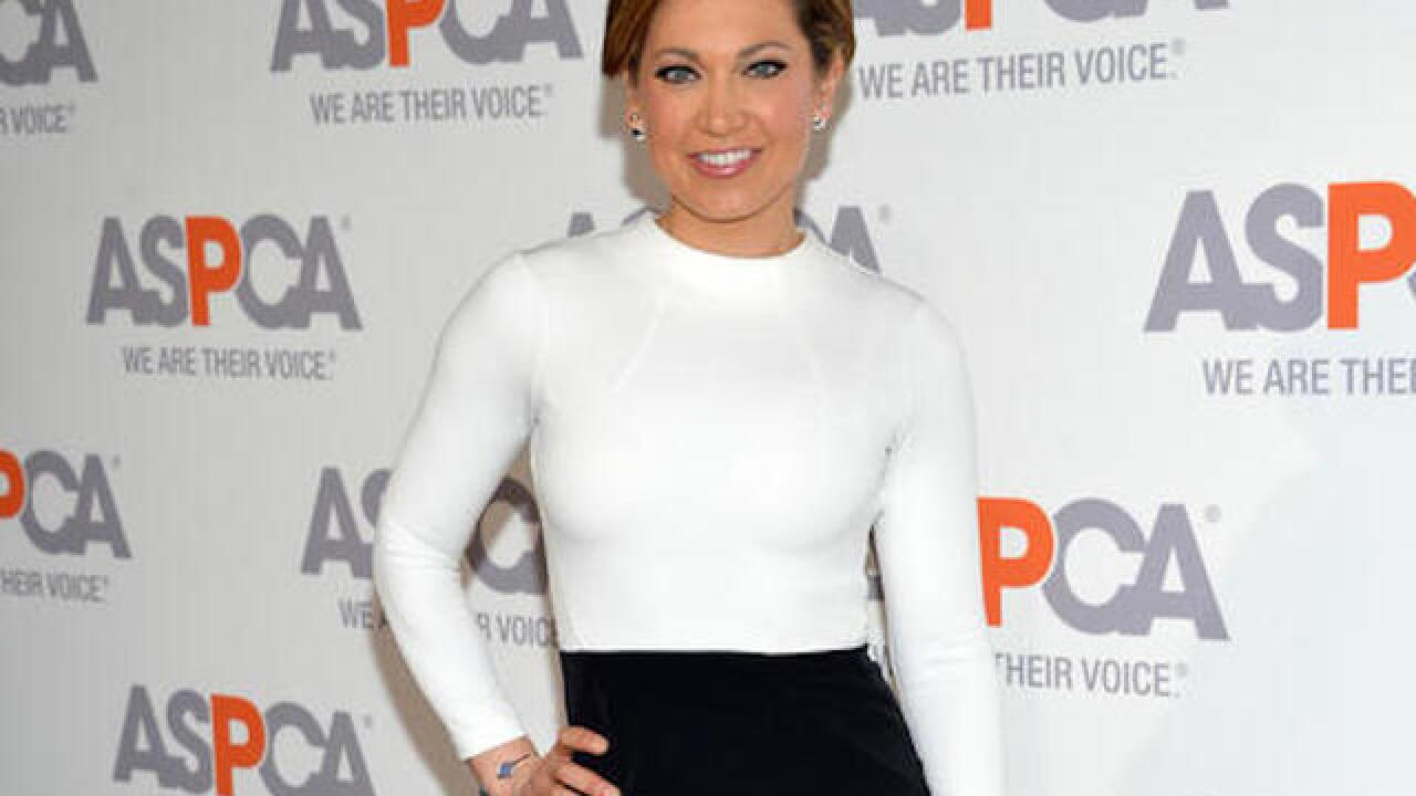 Ginger Zee shines on 'Dancing with the Stars'
