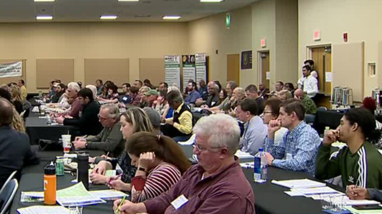 TSU Holds Industrialized Hemp Workshop