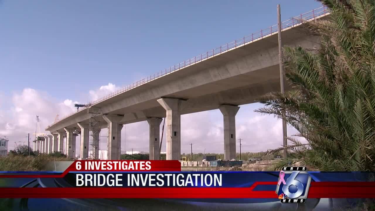 6 Investigates: New Harbor Bridge concerns
