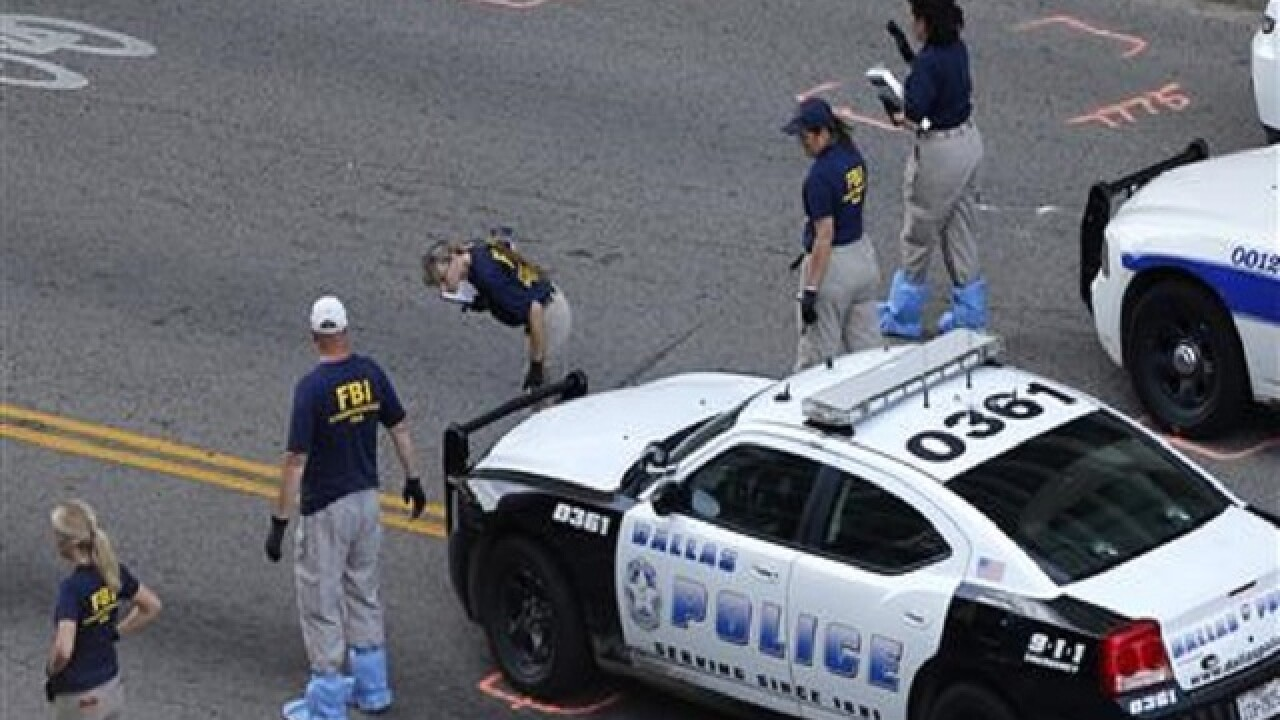 Dallas suspect taunted police during 2 hours of negotiation