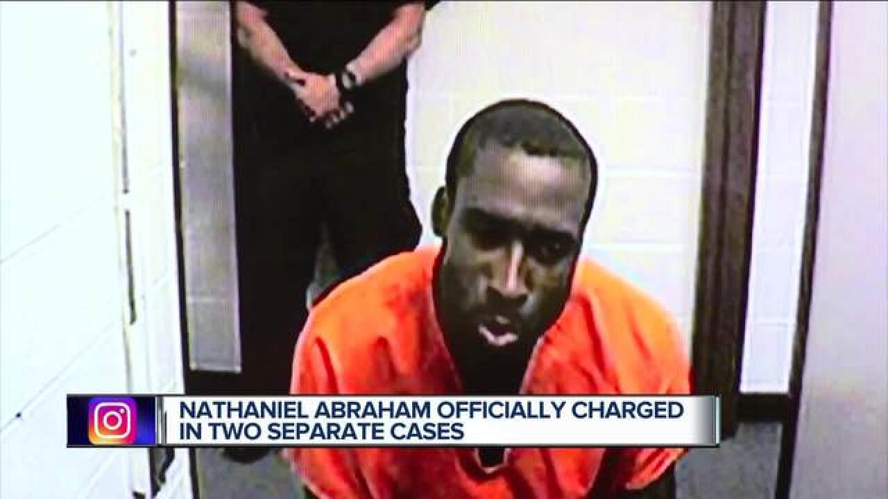 Nathaniel Abraham to be arraigned