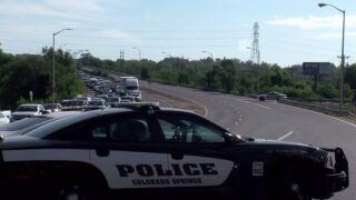 Fatal crash closes Circle Drive